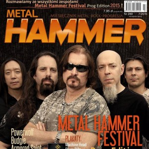 metal hammer lipiec