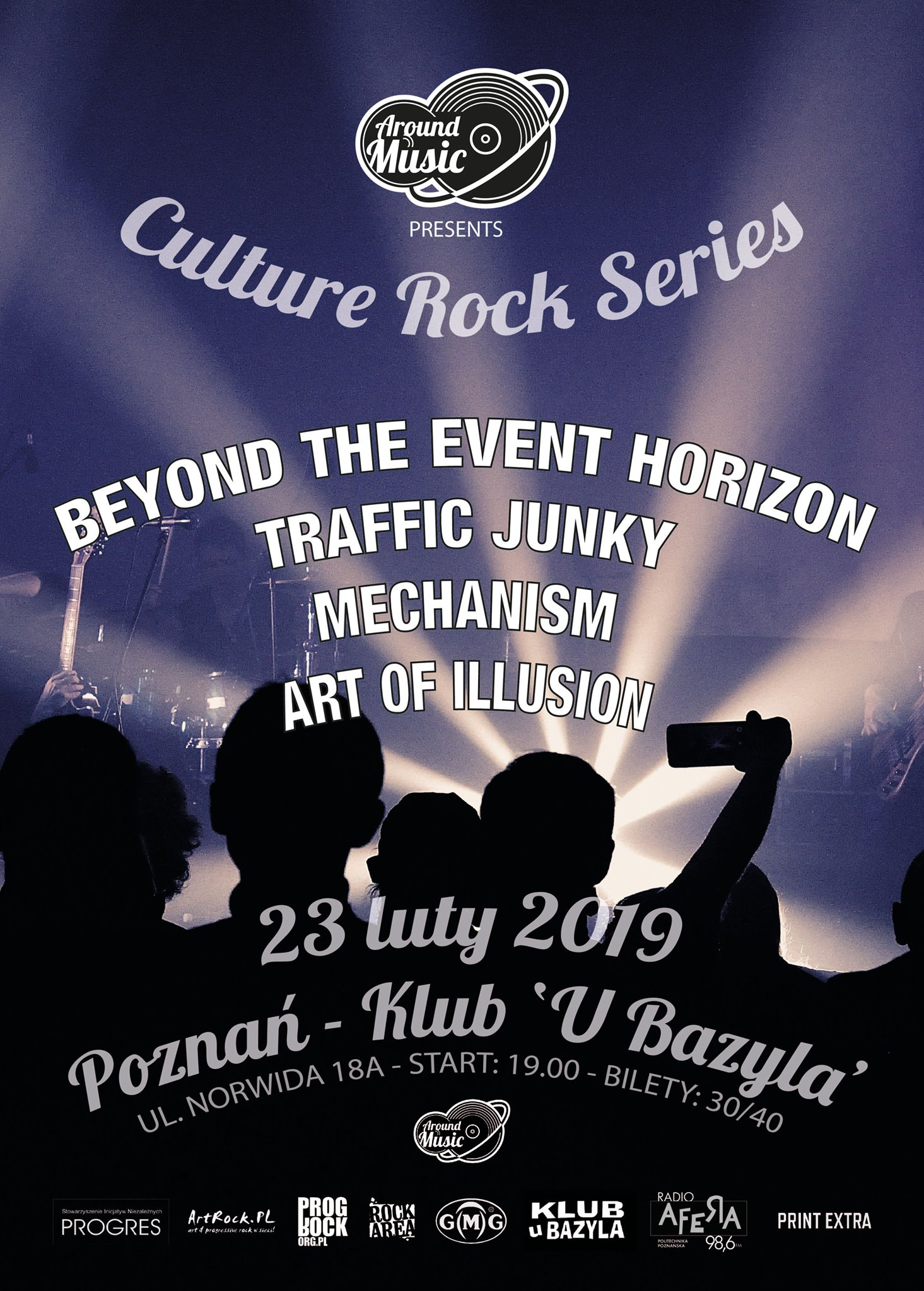 Culture Rock Series 2019